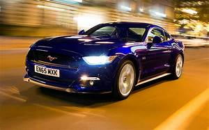 The Clarkson review: 2016 Ford Mustang Fastback 5.0 V8 GT Auto