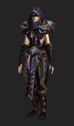 felreaper vestments heroic recolor transmog set