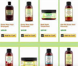 Just Natural Hair Care Grow New Hair Find Your Perfect
