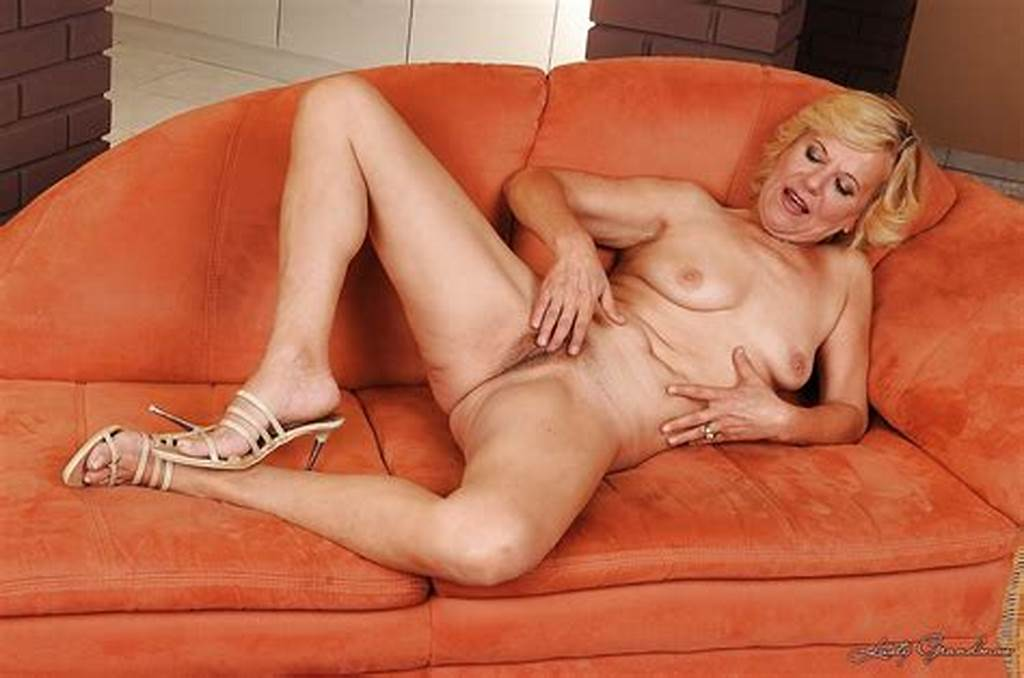 #Horny #Granny #On #High #Heels #Stripping #And #Fingering #Her
