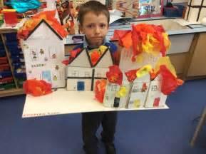 Great Fire of London Model