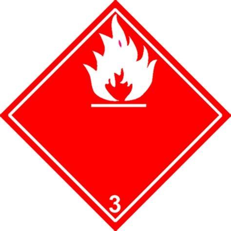 bureau sécurité transport etiquette liquides inflammables classe 3 stocksignes