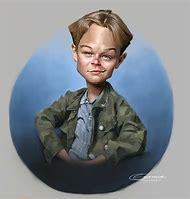 Leonardo DiCaprio Caricature