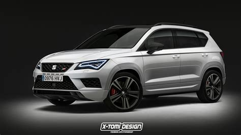 seat ateca seat ateca cupra might look like this and is currently