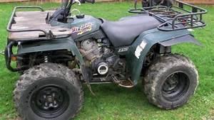 1998 Yamaha Big Bear 350 Specs