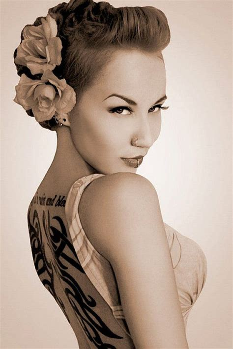 Vintage Hairstyles For by 1000 Ideas About Vintage Hairstyles On