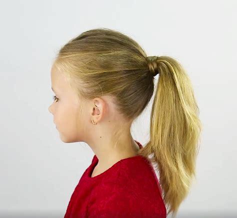 idees coiffures pour votre petite fille