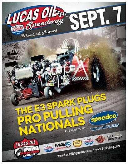Pulling Lucas Oil Pro League Event Nationals