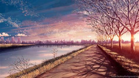 anime scenery hd wallpapers desktop background