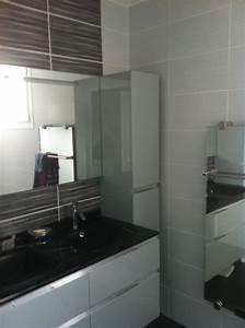 miroir avec lumiere integree 2 201206 salle de bain sur With miroir salle de bain lumiere integree