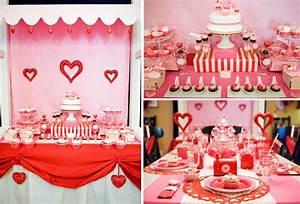 Sweet Party Day : kara 39 s party ideas sweet valentine 39 s day girl boy party ~ Melissatoandfro.com Idées de Décoration