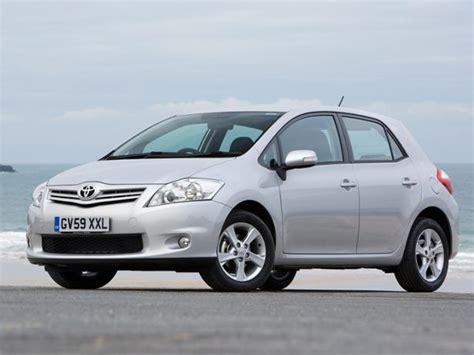 toyota auris suv toyota auris 2007 2012 car review which