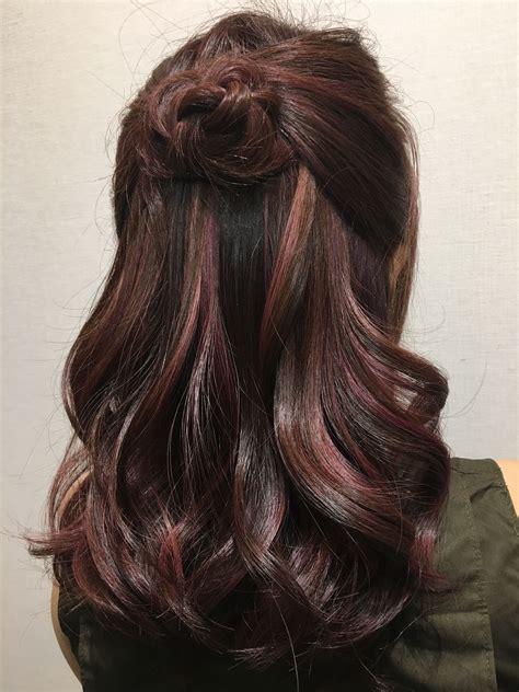 time   rose brown hair    trend