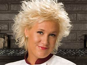 Food Network Star Anne Burrell Comes Out