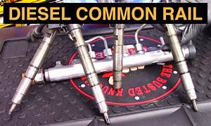 How Diesel Common Rail Fuel Systems Work - YouTube