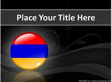 Free Armenia PowerPoint Template Download Free