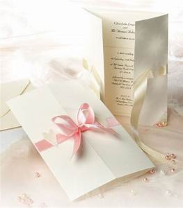 ribbon wedding invitations With how to make wedding invitations with ribbon