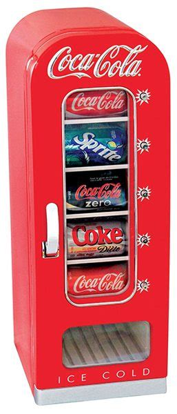 soda machine small beverage vending machine for your home the gadgeteer Home