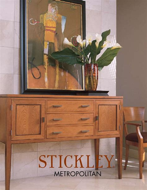 stickley bedroom furniture stickley metropolitan collection by stickley issuu 13393 | page 1