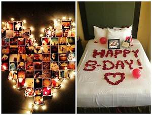 Decoration Ideas for Birthday Party at Home for Husband