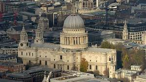 Woman dies in St Paul's Cathedral after 100ft fall from ...