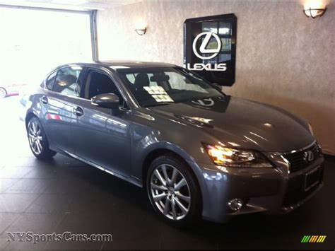 lexus gray 2013 lexus gs 350 awd in nebula gray pearl photo 3