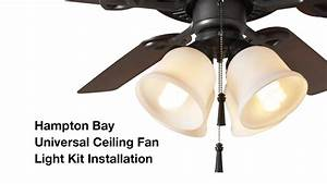 Hampton bay ceiling fan light kits campernel designs