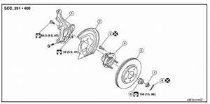 Nissan Sentra Service Manual  Steering Knuckle