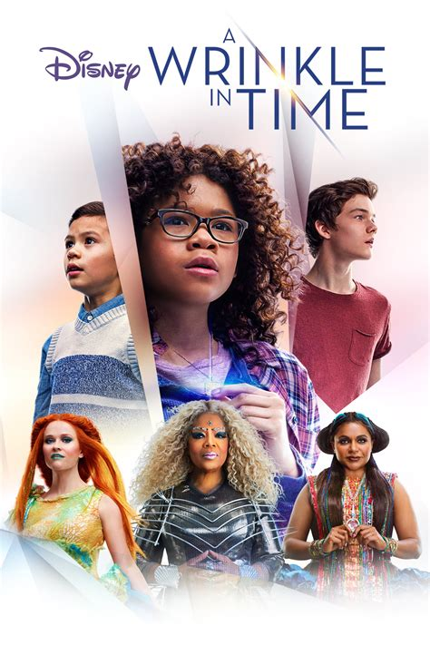 Wrinkle Time Posters The Movie Database Tmdb