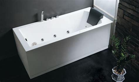6 bath tub eago am154 6 skirted whirlpool tub modern bathtubs