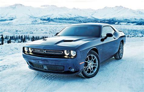 2017 Dodge Challenger Gt Awd Test Drive