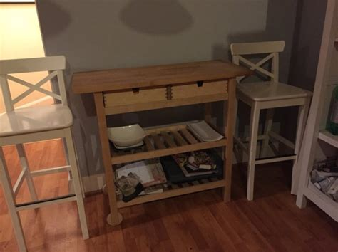 kitchen island and stools for sale in leixlip kildare