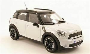 Mini Cooper Grise : mini countryman s miniature grise noire 2010 norev 1 18 voiture ~ Maxctalentgroup.com Avis de Voitures