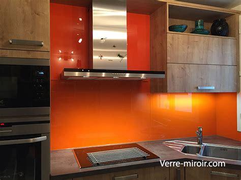 cuisine en orange cuisine credence cuisine orange 1000 idées sur la