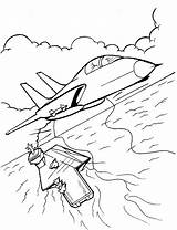 Coloring Pages Military sketch template