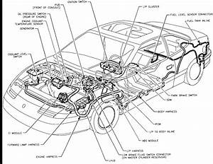 2001 Saturn L300 Engine Diagram