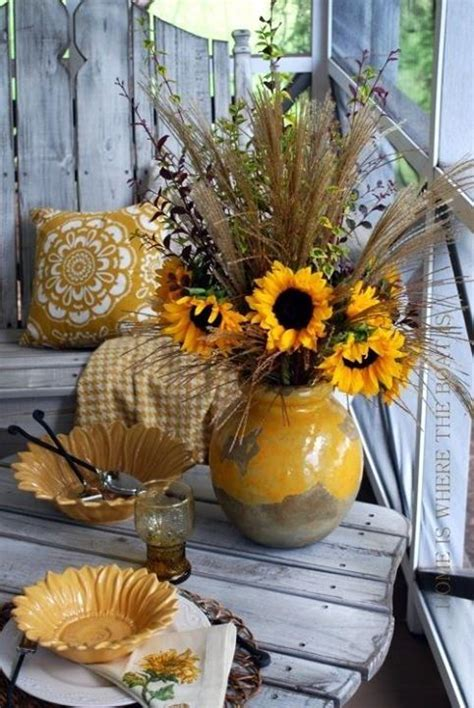 25+ Best Ideas About Sunflower Home Decor On Pinterest