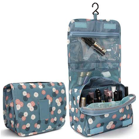 asewin hanging toiletry bag portable travel organizer