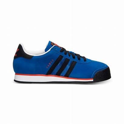 Adidas Samoa Casual Sneakers Line Finish Mens
