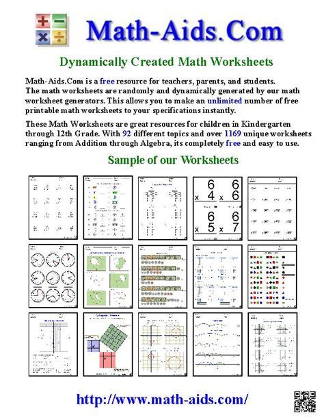 digit multiplication worksheet math aids 444 best images about math aids on