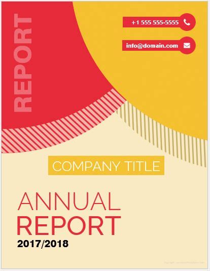 templates for word 2 pages 20 report cover page templates for ms word word excel