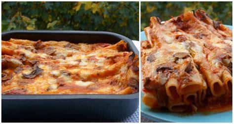 Candele Al Forno by Tomato Basil Candele Al Forno Con Funghi