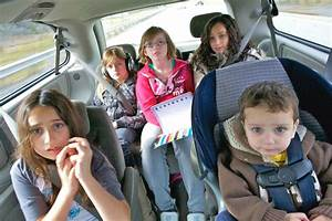 How I survive cross country road trips with my 6 kids