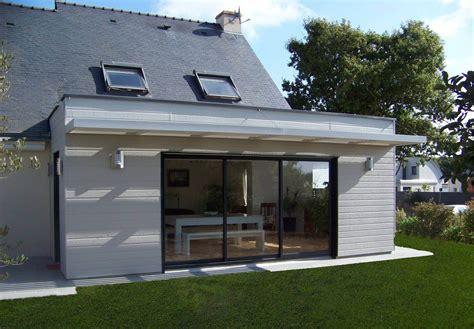 exceptionnel comment faire une isolation exterieure 12 d233coration extension en bois maison