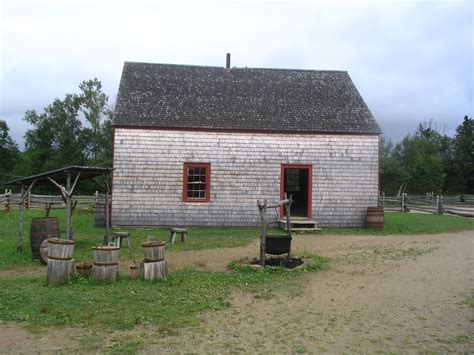 Filemaison Ferme Robichaud Village Historique Acadienjpg