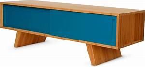 Meuble Bleu Canard : meuble tv wasabi meuble design ~ Teatrodelosmanantiales.com Idées de Décoration