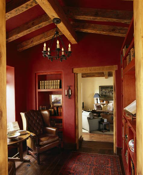 paint colors for a reading room reading room rustic hall phoenix by don ziebell