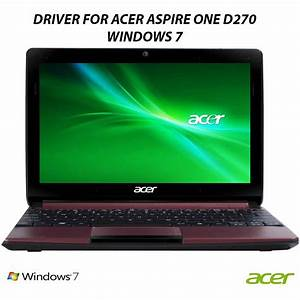 Acer Aspire One D270 Driver Windows 7