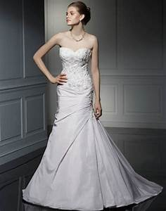 wedding inspiration strapless white wedding dresses With white strapless wedding dress