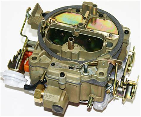 Carburetor Kit Manual Parts